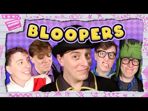 BLOOPER REEL!! Return Of The Bloop! (Sanders Sides)   Thomas Sanders & Friends