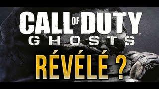 Call of Duty : GHOSTS - révélé par erreur ? - NEWS #1