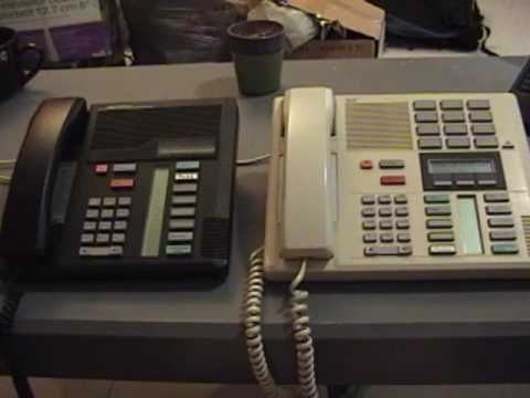 Norstar: Introduction to office telephone systems