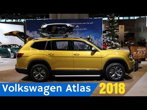Look This ! 2018 Volkswagen Atlas Weekend Edition ( Favorite Concept )