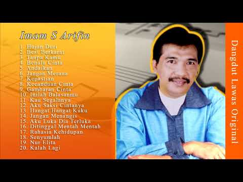 The Best of Imam S Arifin Full Album- Lagu Dangdut Pilihan Terbaik