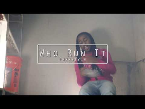 YG TECK - Who Run It Freestyle (Official Video)