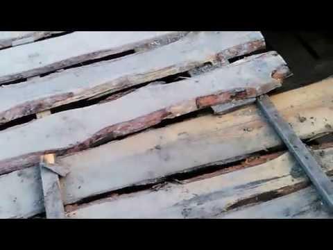 Опилкобетон Новосибирск 36 день заливки, часть 2