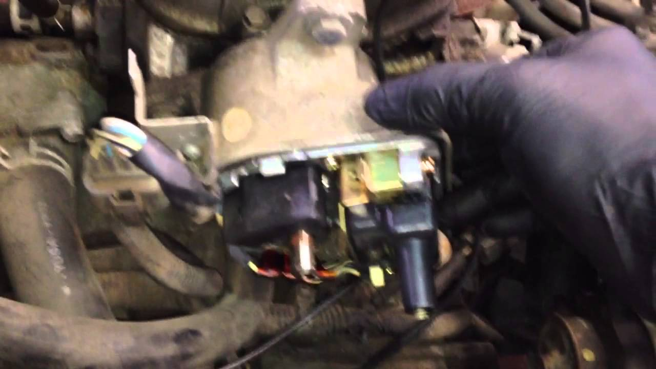 Maxresdefault on 2004 Honda Civic Knock Sensor Location