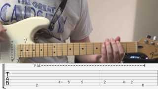 Why'd You Only Call Me When You're High? - Guitar Lesson Tutorial WITH TABS! - Arctic Monkeys