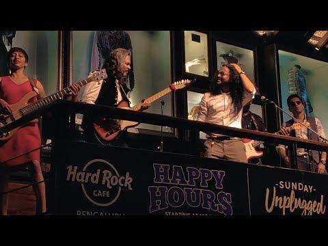 Ed Sheeran - BLOW (with Chris Stapleton & Bruno Mars) - Live At Hardrock Cafe