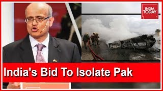 India's Diplomatic Offensive Against Pakistan : Foreign Secy Meets Envoys West Asia & Gulf thumbnail
