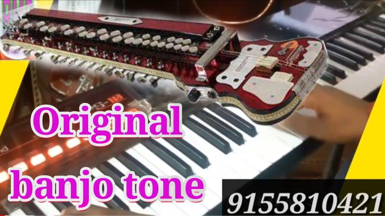 Banjo tone Roland xps 10 by Akumar9155810421 - YouTube