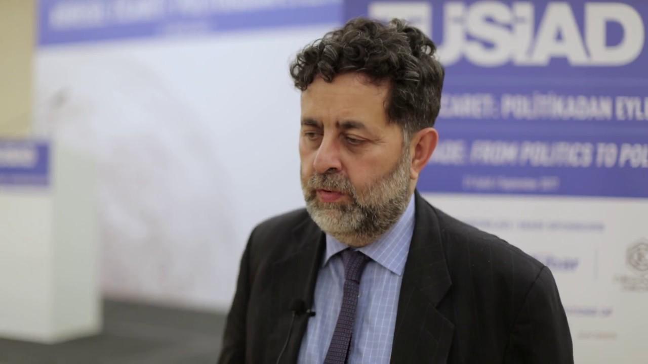 TÜSİAD Küresel Ticaret Konferansı - Avrupa Komisyonu Ticaret GM Direktörü Ignacio Garcia Bercero