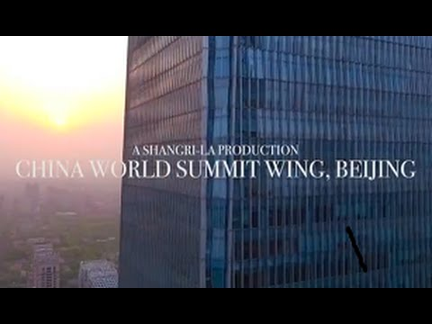 Highest Hotel in Beijing - China World Summit Wing, Beijing