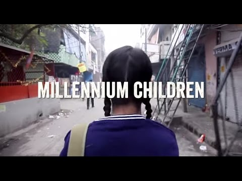 Millennium Children: Say NO to sexual violence in schools