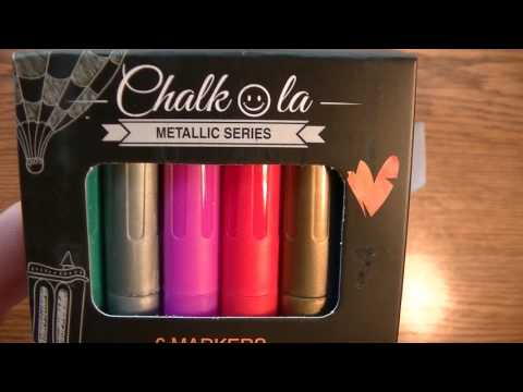 REVIEW Chalkola Ink Markers | Draw Paint on Glass, Windows, Whiteboard