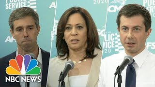 2020 Candidates Speak Out On El Paso Shooting | NBC News