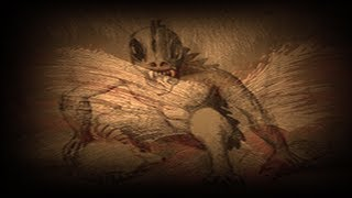 Top Real Monster Sightings 2014! Real Footage Evidence, Flying Monsters, Mothman, the RAKE