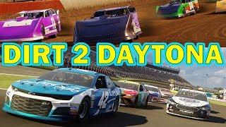NASCAR Heat 3 ---- ITS LITERALLY DIRT TO DAYTONA 2!!!