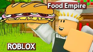 Zahnstocherschussgerät ► Food Empire #2 | ROBLOX