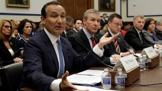 excerpt of united airlines ceos hearing at us congress