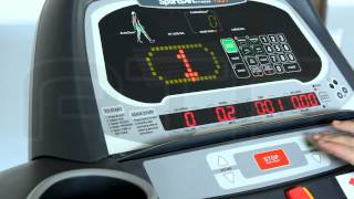 видео Беговая дорожка Torneo Carina T-507 - отзывы, обзор функций