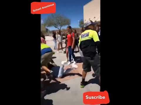 Sitting bull academy fight