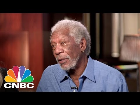 Morgan Freeman: Why President Obama Led To Peak TV | BINGE | CNBC