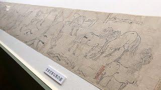 YouTube動画:東京国立博物館「国宝 鳥獣戯画のすべて」