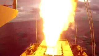Каспийская флотилия ВМФ РФ выполнила пуск 18 крылатых ракет по террористам в Сирии - 20.11.2015