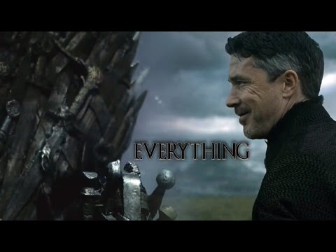 "(GoT) Petyr ""Littlefinger"" Baelish 