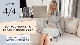 Business Advice Worth Listening To