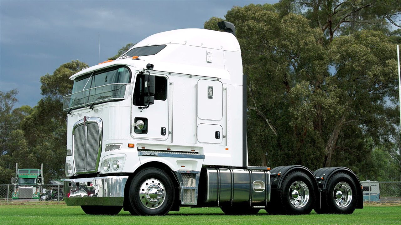 Kenworth K200 Big Cab Aerodyne - YouTube