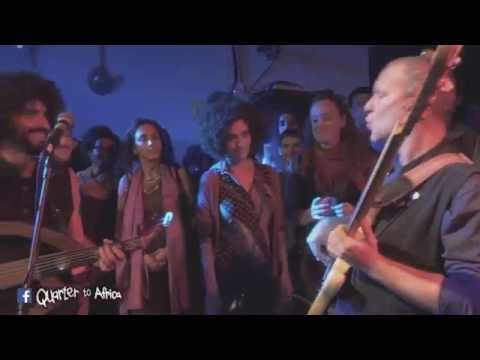 Avishai Cohen performs 'Yeshuato' with 'Quarter To Africa'