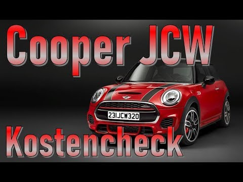 Mini Cooper John Cooper Works Jcw 2018 Unterhaltskosten Youtube