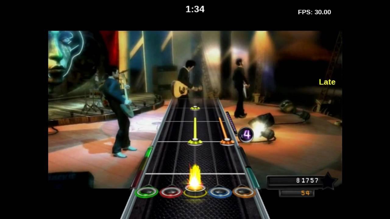 canciones de guitar hero metallica para fofix