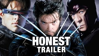Download Honest Trailers - The X-Men Trilogy Mp3 and Videos