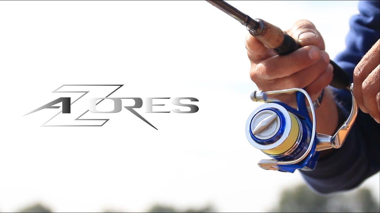 Kołowrotek morski - Okuma Azores Blue