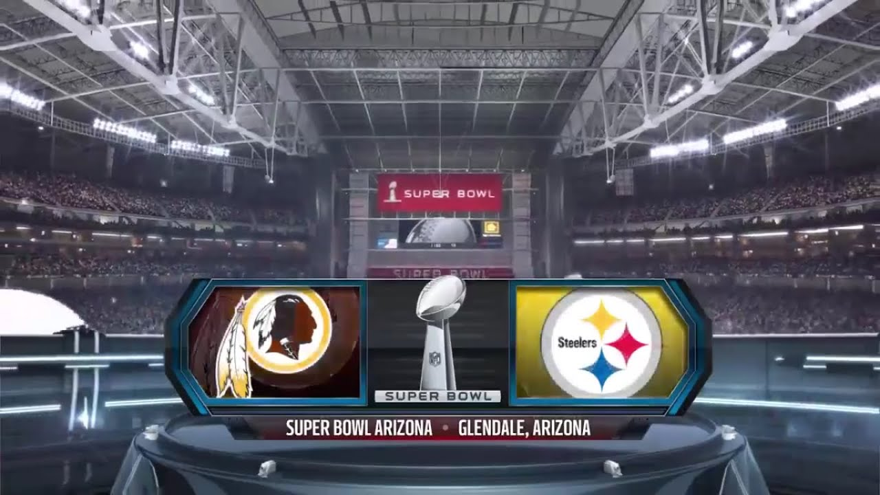 Redskins Franchise 2019 Super Bowl LIV PS4  YouTube