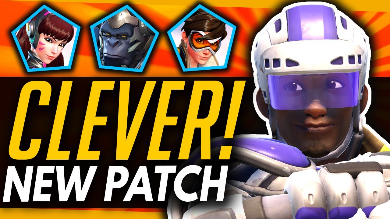 Overwatch | Why The New PTR Patch Is Really Clever! thumbnail