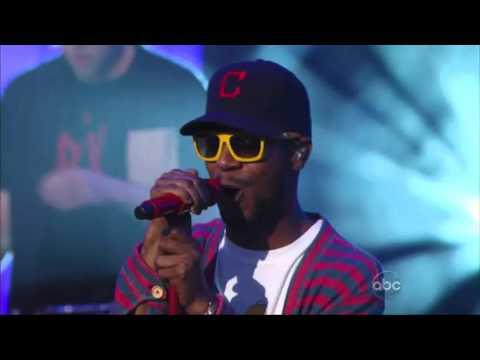 Kid Cudi - Immortal (Live on Jimmy Kimmel)