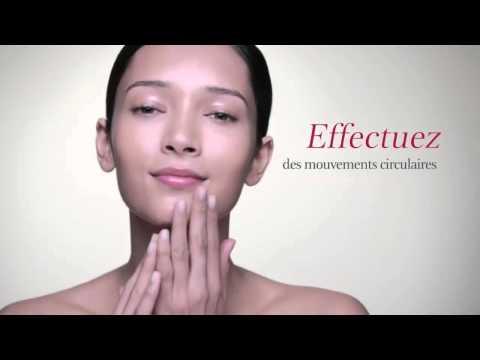 CLARINS - Doux Nettoyant Moussant - Comment appliquer votre nettoyant visage?