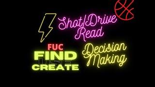 Shot/Drive Read Progression (Find, Use, Create)