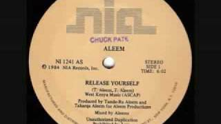 Aleem Release yourself Paradise Garage Classic 2