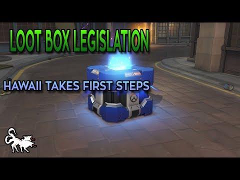 Loot Box Legislation coming to Hawaii thanks to Chris Lee