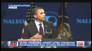 President Obama NALEO Conference Lake Buena Vista Florida (June 22, 2012) [2/2]