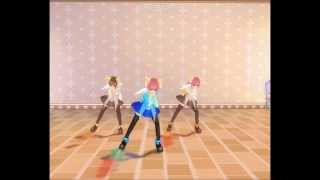 【ルーセントハート ダンス】Lucent Heart original dance Girls