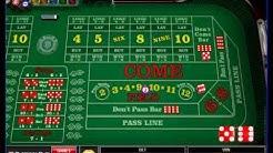 Play Craps at Platinum Play Online Casino
