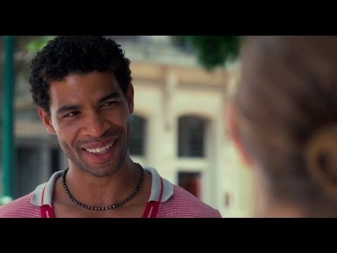 Carlos Acosta stars in his first feature film, Day of the Flowers