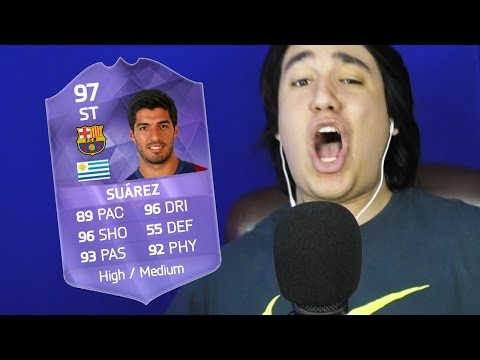 MOJ NOVI TIM ! 97 SUAREZ ! Fifa 16 Ultimate Team