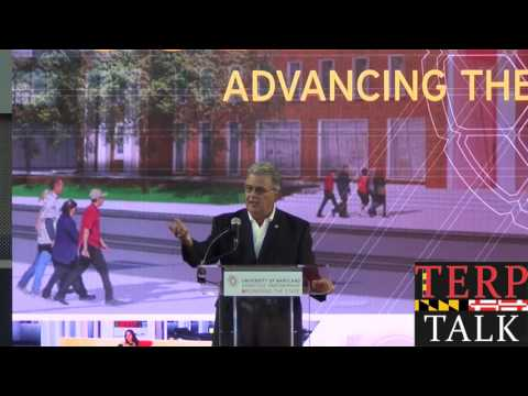 Maryland Football Cole Field House Opening Ceremony 2017 08 02