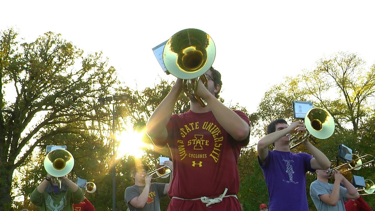 ISU marching band awarded prestigious Sudler Trophy