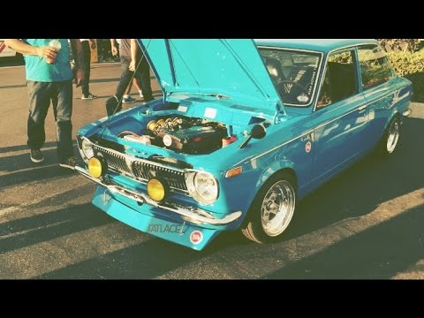 Old Skool Import meet! 7/28/2016 episode18 Classic Imports from the 70s 80s early 90s!