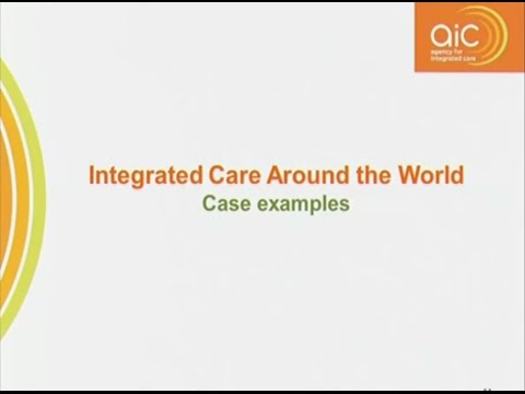 Integrating Healthcare in Singapore by Dr Jason Cheah Agency for Integrated Care